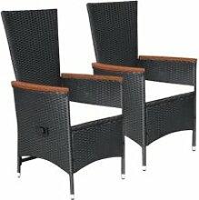 Chic sièges de jardin edition rome chaises