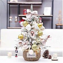 CHICAI 60 cm arbre de Noël artificiel Arbre de