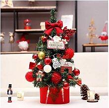 CHICAI Arbre de Noël artificiel avec l'arbre