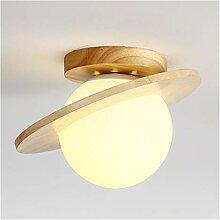 CHICAI Luminaire de Plafond de Forme de Vaisseau