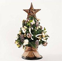 CHICAI Mini artificielle arbre de Noël 45cm /