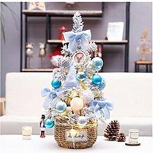 CHICAI Tabletop arbre de Noël artificiel Arbre de