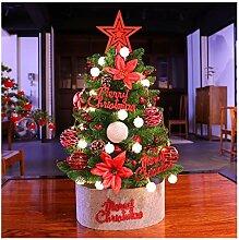 CHICAI Tabletop arbre de Noël artificiel Home