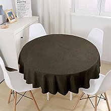 Chickwin Nappe Ronde Anti Tache Impermeable en