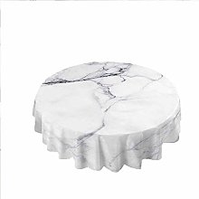 Chickwin Nappe Ronde Anti Tache Impermeable Motif