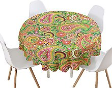 Chickwin Nappe Ronde Anti Tache Impermeable Nappe