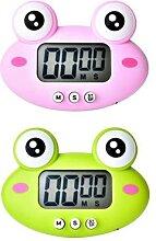 Chronomètre de cuisine à affichage numérique
