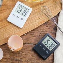 Chronomètre numérique pour la cuisson des œufs,