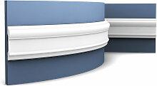 Cimaise Corniche Moulure flexible Décoration de