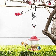 Cintre attrayant pour mangeoires à oiseaux 12