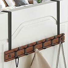 Cintre de porte avec crochet amovible - Crochet de