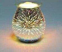 Cire électrique Brûleur d'arôme 3D