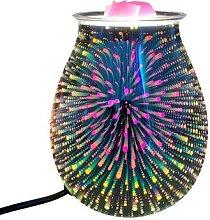 Cire fondre plus chaud parfum bougie arôme lampe