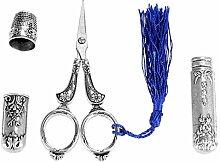 Ciseaux de Couture Professionne en Acier