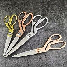 Ciseaux de tailleur professionnels en acier