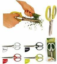 Ciseaux Herbes 5 lames