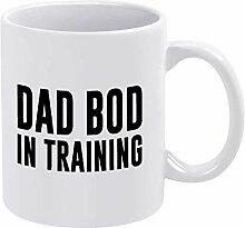 Citations tasse à café, papa Bod en formation