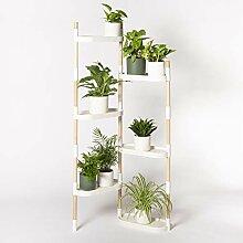 Citysens -Étagère pour Plantes, Couleur Blanche,
