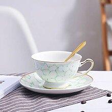 CJHYY Tasse à café en céramique Britannique