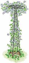 CJSWT Treillis de Jardin pour Les Plantes et