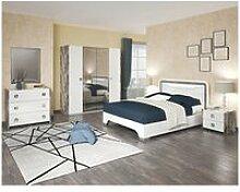 Clarissa - chambre complète 140x190cm avec