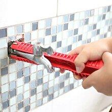 Clé multifonction robinet évier Installer clé