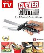 Clever cutter, remplace vos couteaux et planche à