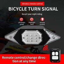 Clignotant Vélo Lumière Vélo Rétro-Éclairage