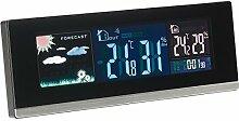 Clip Sonic Technology SL251 Station météo Noir