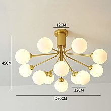 CLJ-LJ Postmodern Salon lampe Chambre simple
