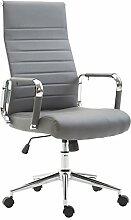 CLP Chaise De Bureau Ergonomique Kolumbus en