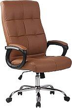 CLP Chaise de bureau Poseidon XXL avec revêtement