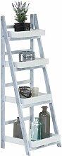 CLP - Etagère Escalier DORIN gris_blanc