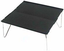 CLQ Mini Table Pliante, Table De Camping, Table