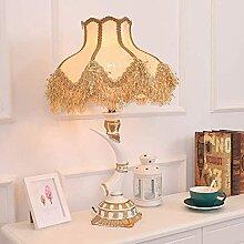 CMMT umières de table Lampe de chevet de chambre