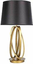 CMMT umières de table Lampe de table à anneau en