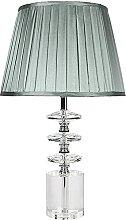 CMMT umières de table Lampe de table en cristal