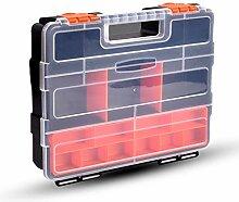 CMOISO Boite Rangement Vis, Rangement Visserie, 16