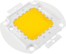 COB LED émetteur bricolage 100W 8000LM 6000K