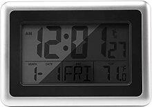Cobeky Atomic Horloge murale numérique avec grand
