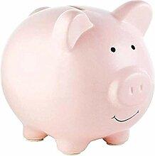 Cochon piggy boite d'argent boîte de monnaie