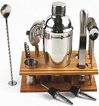 Cocktail Shaker Bar Set - Kit à outils de barre