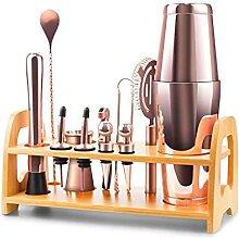 Cocktail Shaker Set, Shaker Cocktail 12 Pièces,
