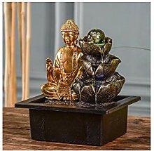 Coco Papaya Fontaine d'intérieur Bouddha Arya