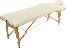 Cocoarm Lit de Spa, Table de Massage à Nettoyage