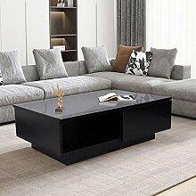Cocoarm Table Basse avec tiroir Table
