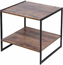 Cocoarm Table d'appoint, Table de canapé de