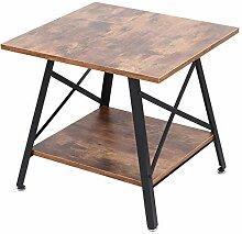 Cocoarm Table de Chevet, Table d'appoint Table