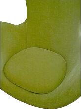 COCOON - Fauteuil design plusieurs coloris pied