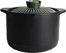 Cocotte Casserole en céramique Ménage Pot Cooker